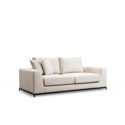 3-Sitzer-Sofa Line | Beige