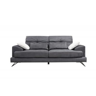 2-Sitzer-Sofa Frido | Anthrazit