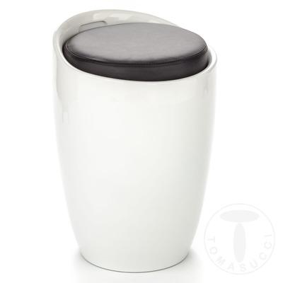 Container-Sitzkissen | Weiß