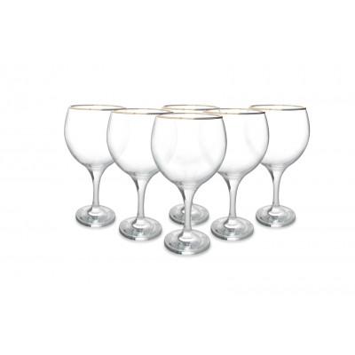 6er-Set Cocktailglas Florence 64,5 cl | Transparent