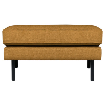 Pouf Rodeo Stretched | Fudge
