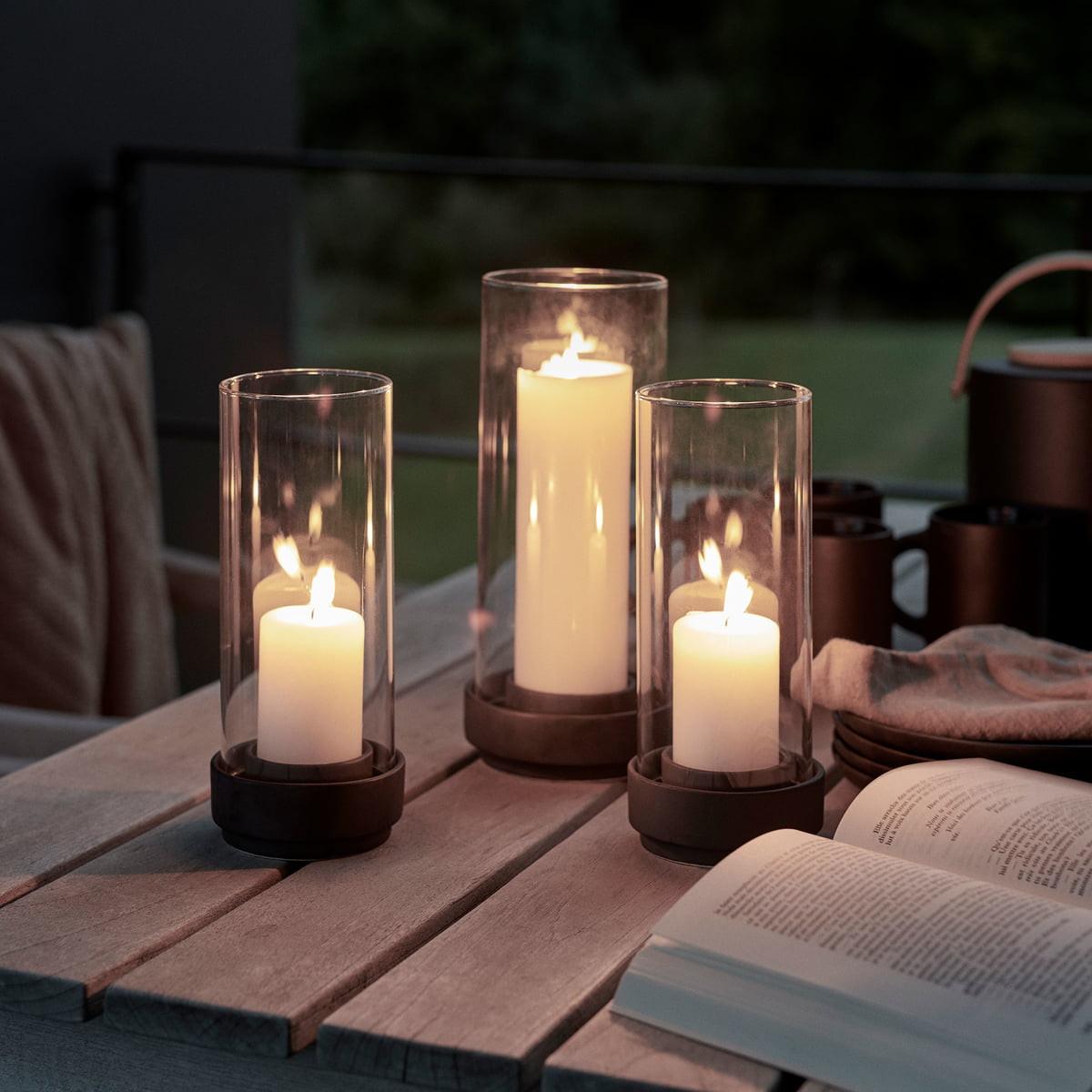 Kerzenständer Hurrikan   Klein