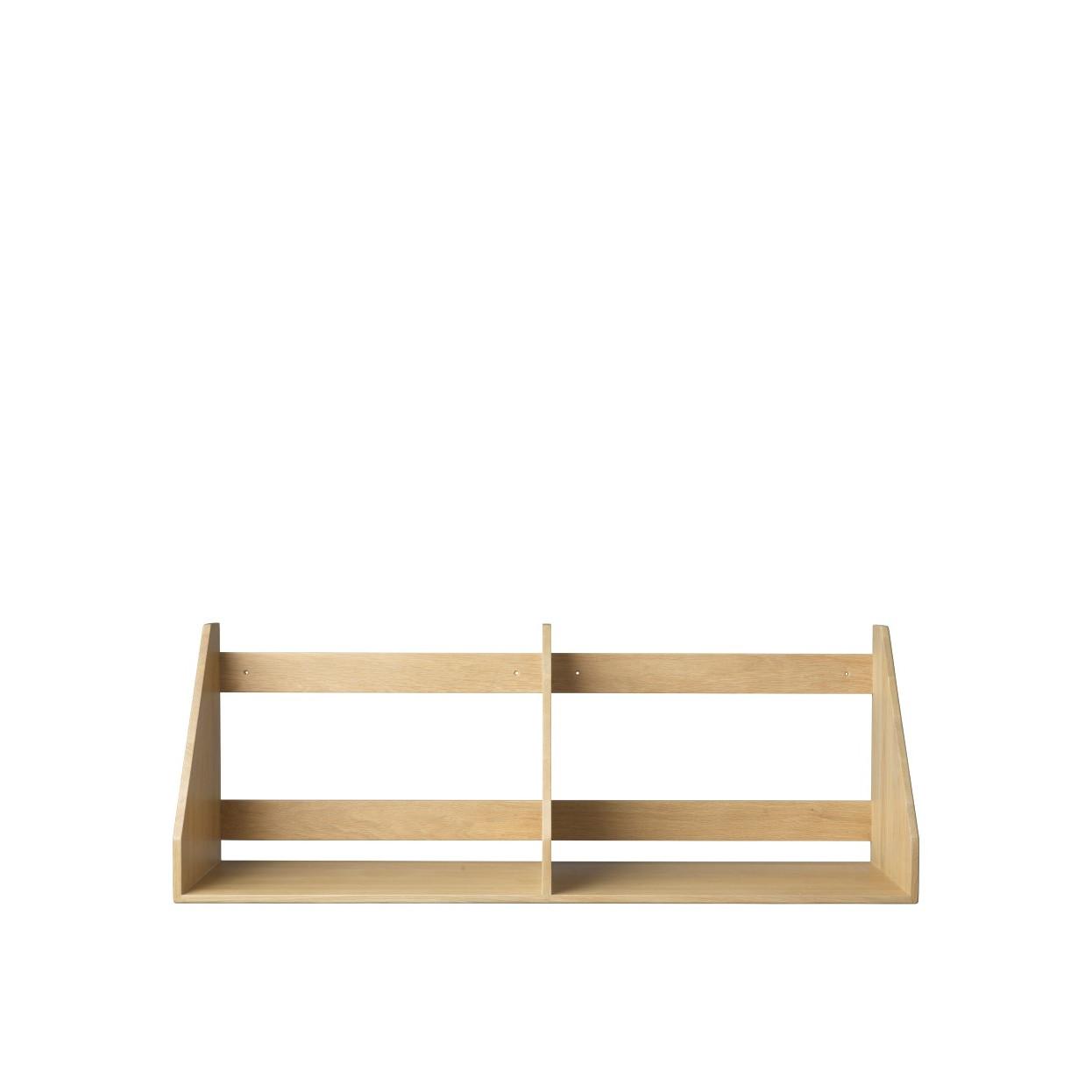 Shelf B5 37 x 100 x 31 cm   Oak