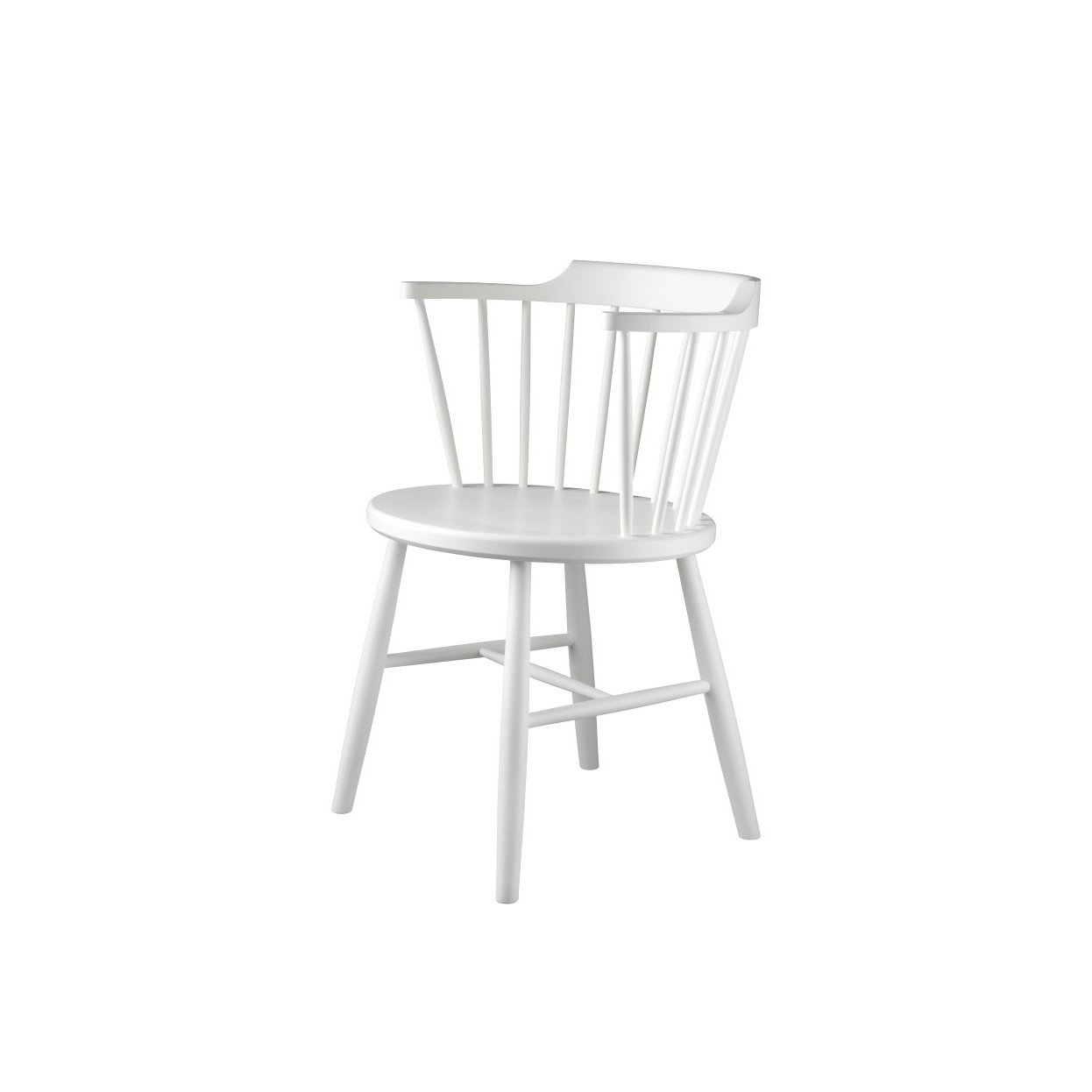 Armchair J18   White