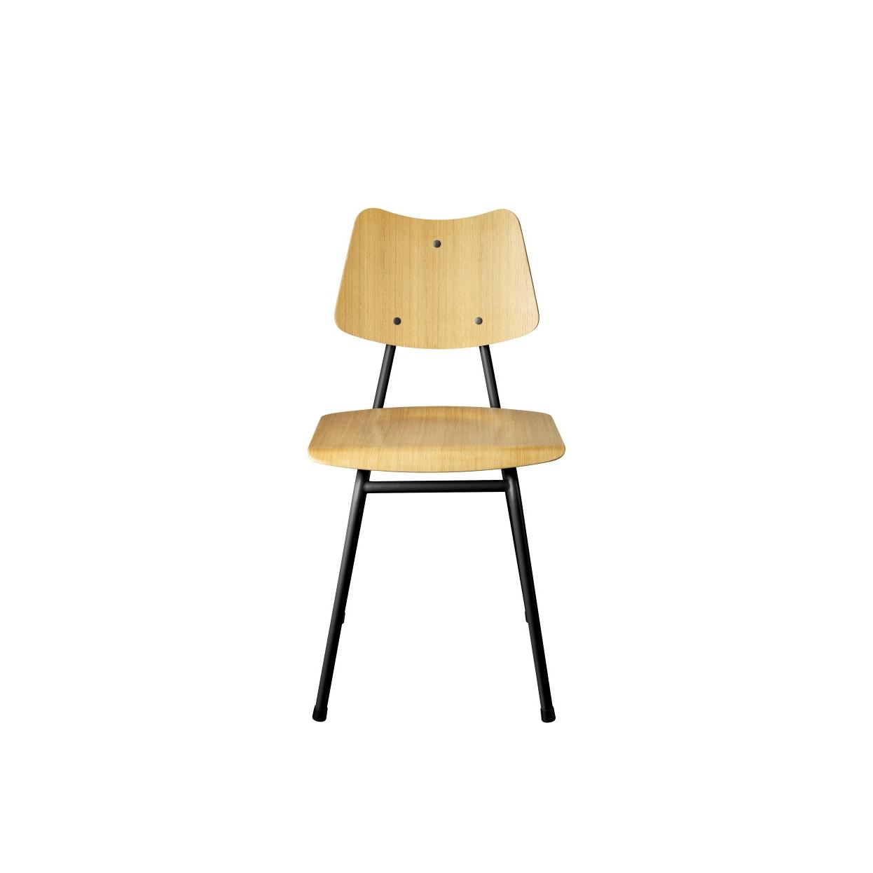 School Chair J173 | Oak