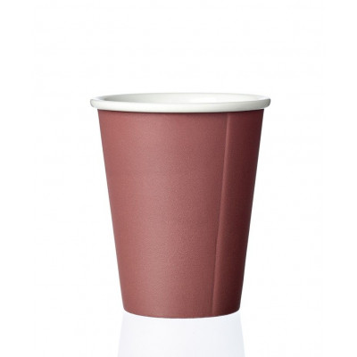 Tea Cup Anytime Laura | Red