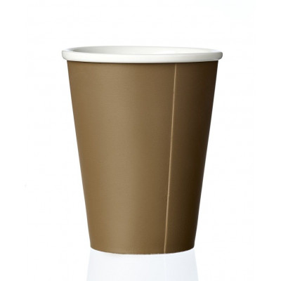 Tea Cup Anytime Andy | Brown