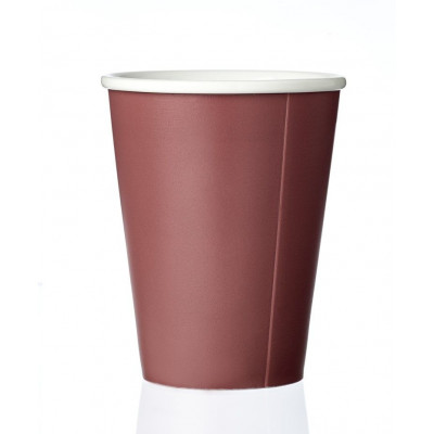 Tea Cup Anytime Andy | Red