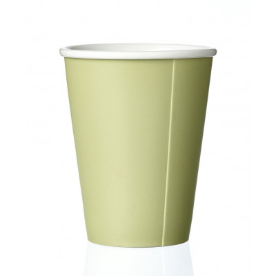 Tea Cup Anytime Andy | Yellow