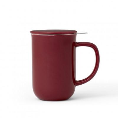 Teetasse Minima-Balance | Rot