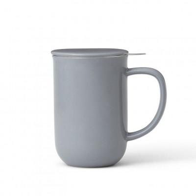 Teetasse Minima-Balance | Grau