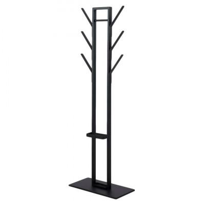 Coat Hanger + Umbrella Stand Vinc | Black
