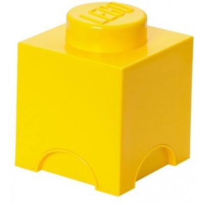 Aufbewahrungsstein 1 | Gelb