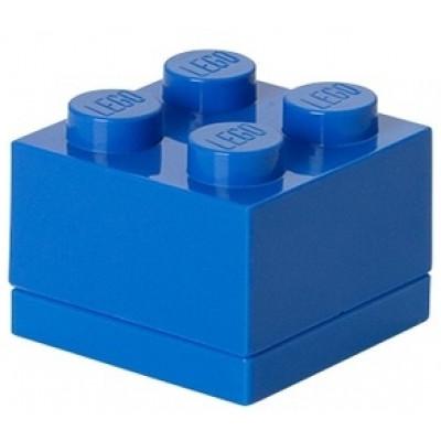 Aufbewahrungsstein 4 Mini | Blau