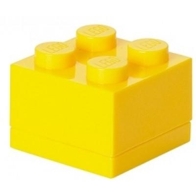Aufbewahrungsstein 4 Mini | Gelb