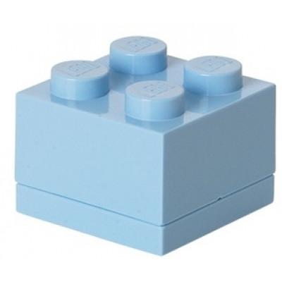Aufbewahrungsstein 4 Mini | Hellblau
