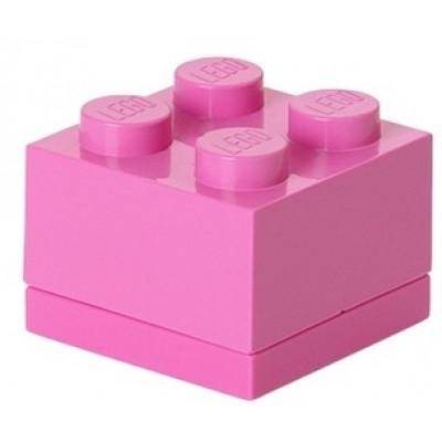 Aufbewahrungsstein 4 Mini | Pastellrosa