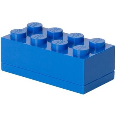 Aufbewahrungsstein 8 Mini | Blau