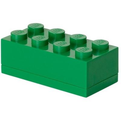Aufbewahrungsstein 8 Mini   Grün