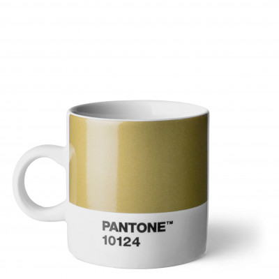 Espresso-Tasse   Gold