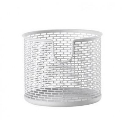 Korb 12 cm | Weiß