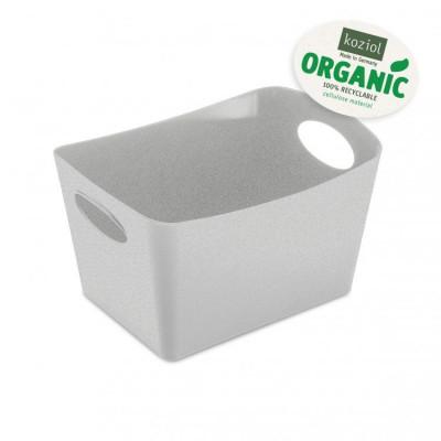 Aufbewahrungskorb Boxxx | Organic Grau