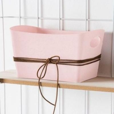 Aufbewahrungskorb Boxxx | Organic Pink