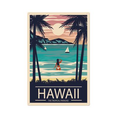 Wandschmuck | Hawaii
