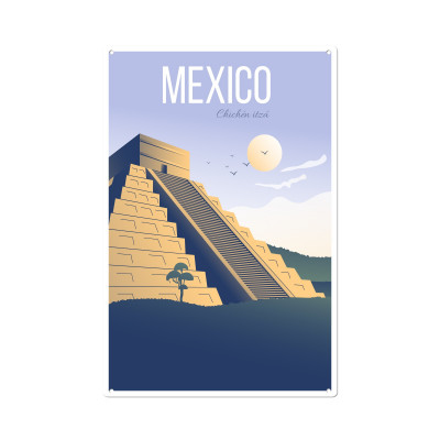 Wandschmuck | Mexico