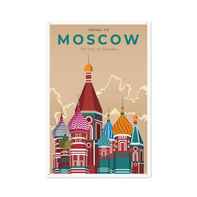 Wandschmuck | Moskau