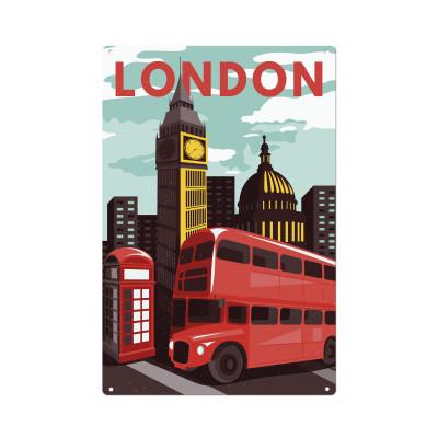 Wandschmuck | Londen