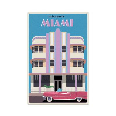 Wandschmuck | Miami 2