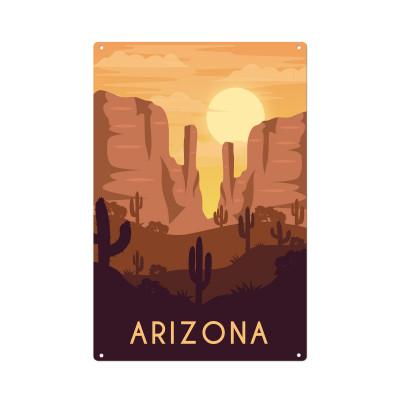 Wandschmuck | Arizona