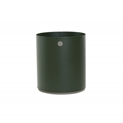 Grow Planter Medium | Alu Dark Green/Taupe