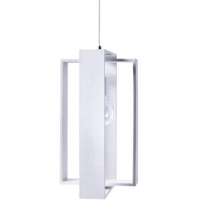 Frame Pendant | White