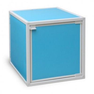 Box Storage Cube, Blau