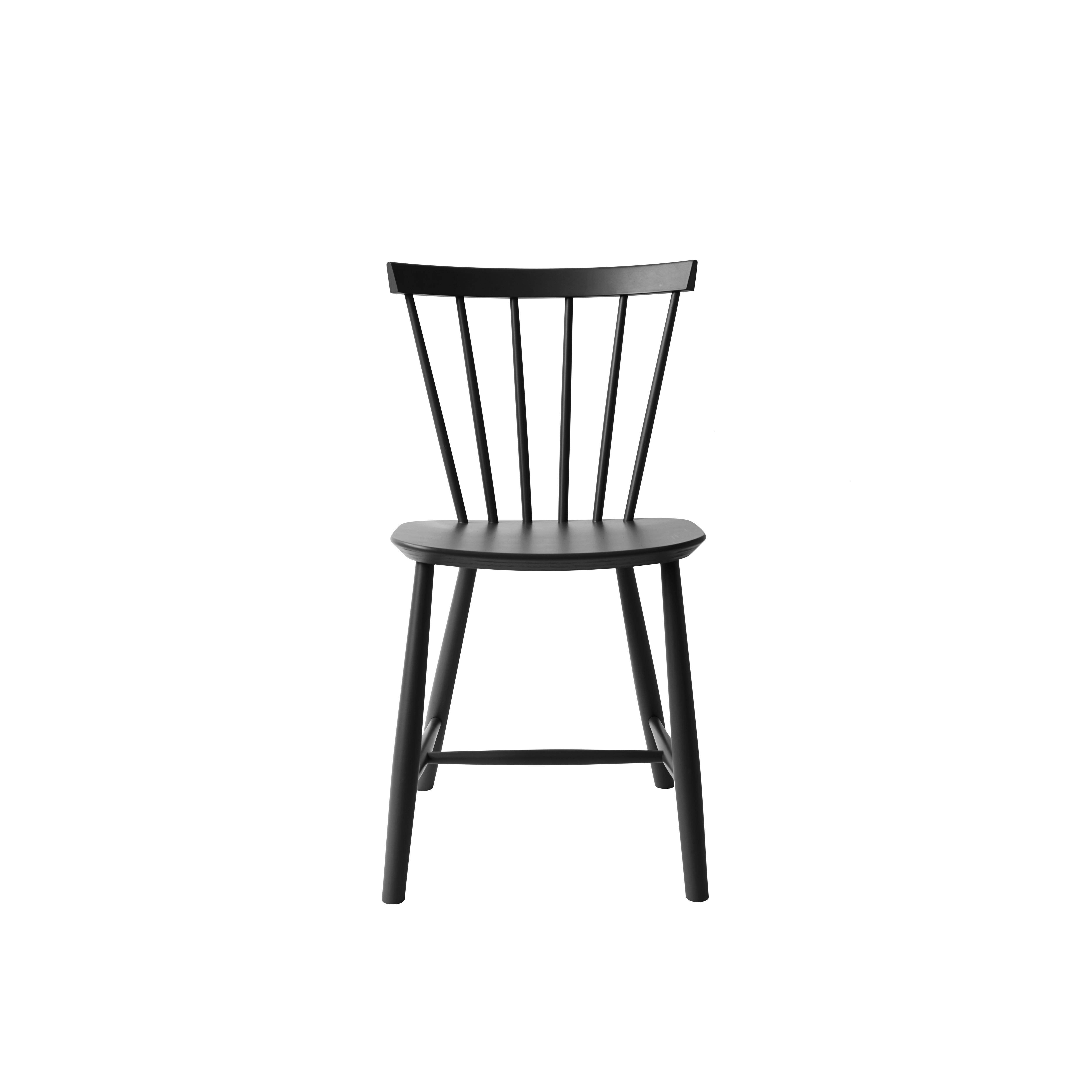 Stuhl J46   Schwarz