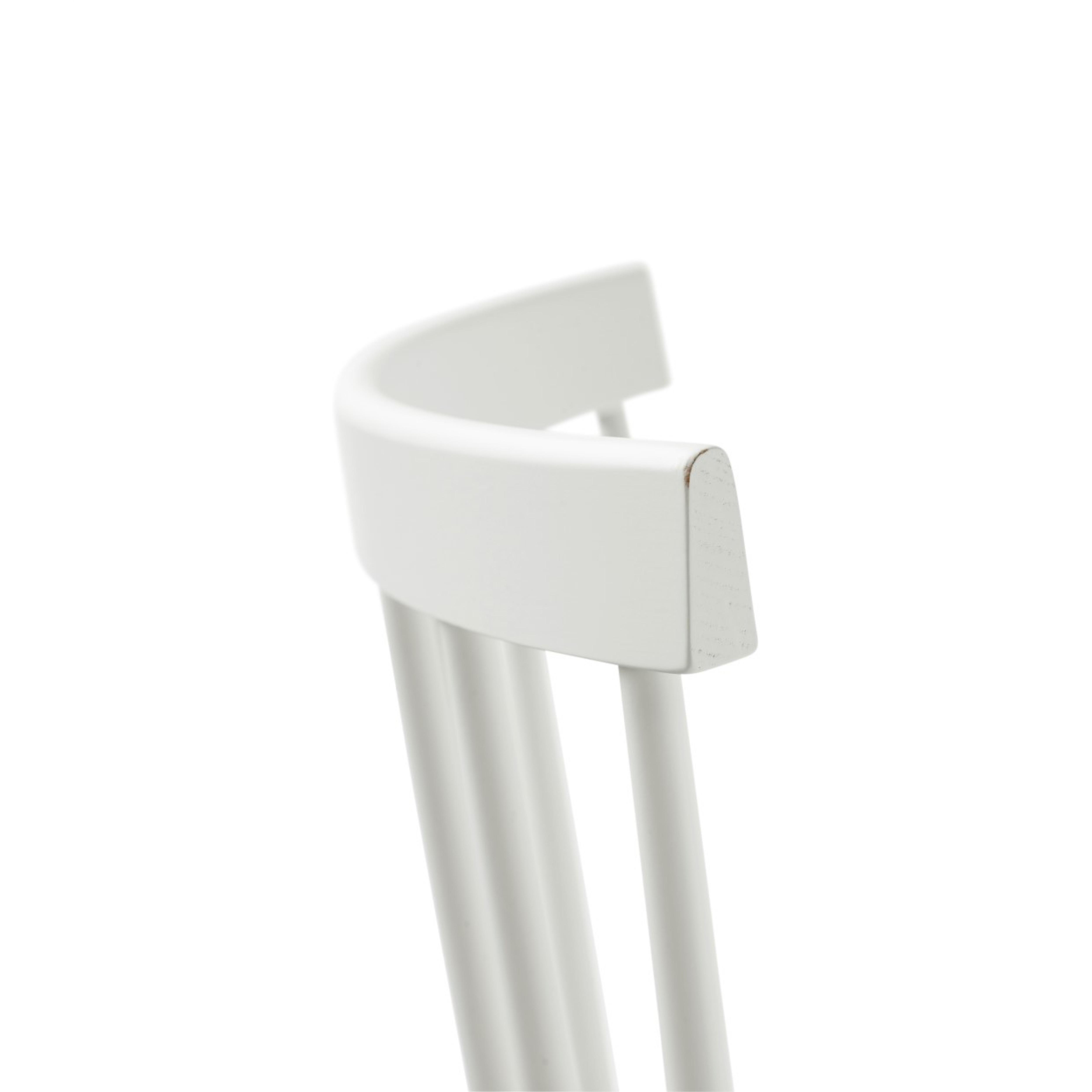 Stuhl J46   Weiß