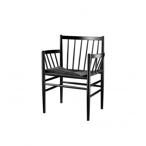 Stuhl J81 | Schwarz