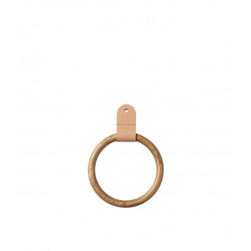 Scarf Ring Q4 | Oak