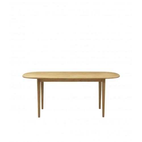 Dining Table Bjørk C63E   Oak