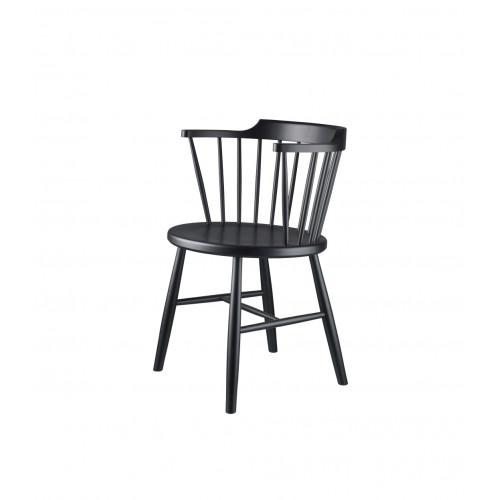 Armchair J18 | Black