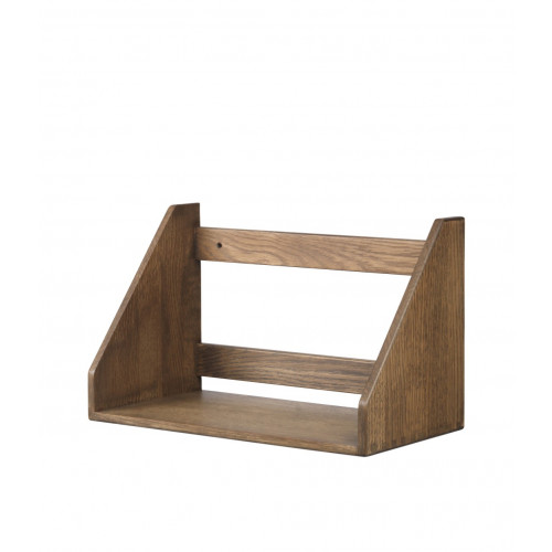 Shelf B5 25 x 40 x 21 cm | Stained Oak