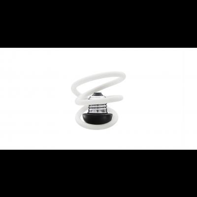 Led-Glühbirne B-Curli | Schwarz