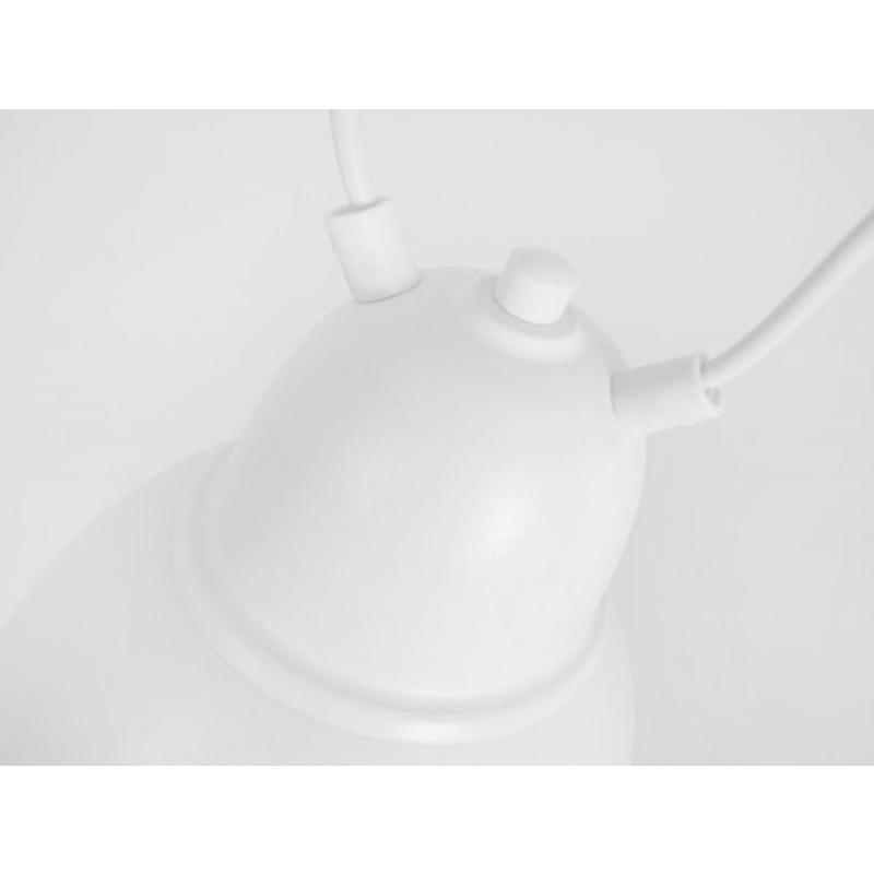 Pendant Lamp Adjustable Coben Hangman 3   White