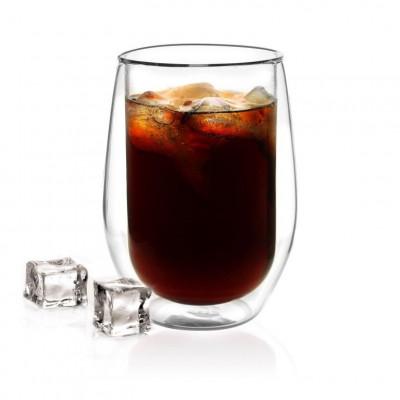 Doppelwandiges Glas 400 ml | Amo