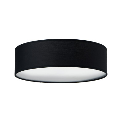 Deckenlampe Mika L 1_C | Schwarz