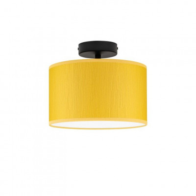 Deckenleuchte Doce S 1 CP | Gelb