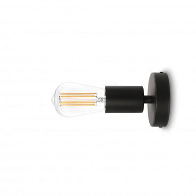 Wandlampe CERO W_1 | Schwarz