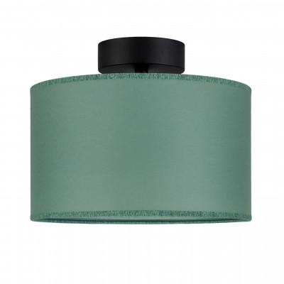 Deckenleuchte Taiko 1 CP | Schwarz/Olivgrün